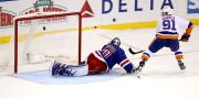 Henrik Lundqvist. Abbie Parr / GETTY IMAGES NORTH AMERICA