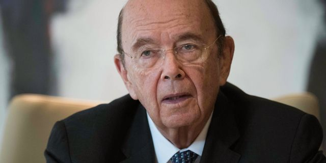 Wilbur Ross. Arkivbild. ANTHONY WALLACE / AFP