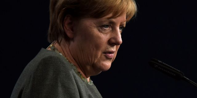 Angela Merkel. CHRISTOF STACHE / AFP