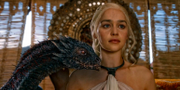 Daenerys Targaryen spelad av Emilia Clark i Game of Thrones. HBO