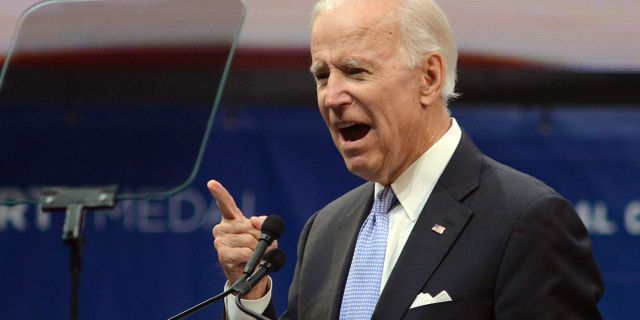 Joe Biden. WILLIAM THOMAS CAIN / GETTY IMAGES NORTH AMERICA
