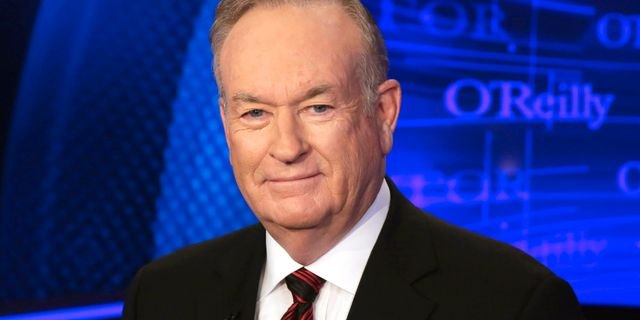 Bill O'Reilly Richard Drew / TT / NTB Scanpix