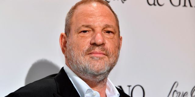 Harvey Weinstein  YANN COATSALIOU / AFP