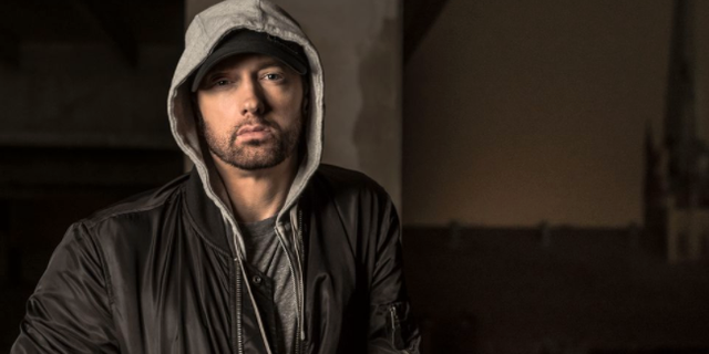 Eminem. Universal Music Group/Brian Kelly