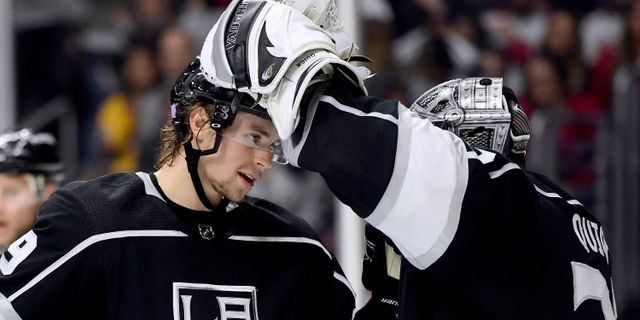 Adrian Kempe. Harry How / GETTY IMAGES NORTH AMERICA