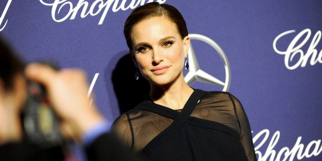 Natalie Portman Emma McIntyre / GETTY IMAGES NORTH AMERICA