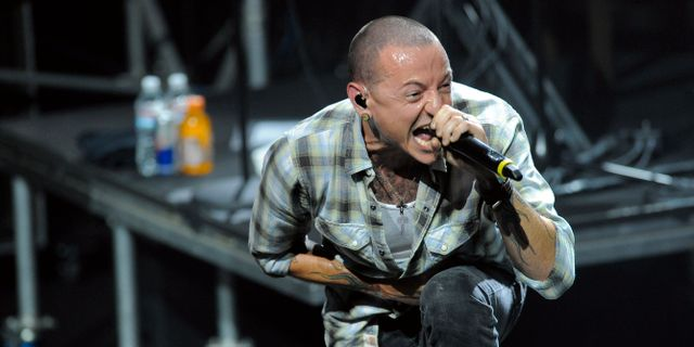 Chester Bennington  Chris Pizzello / TT / NTB Scanpix