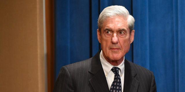 Robert Mueller  MANDEL NGAN / AFP