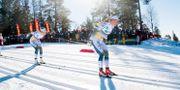 Ebba Andersson vid en tidigare tävling. JON OLAV NESVOLD / BILDBYRÅN NORWAY