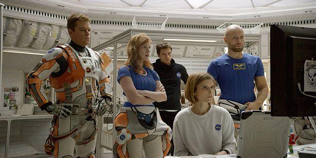 The Martian har utgått från Nasa-teknologi. Foto: 20th Century Fox