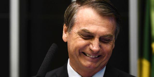 Jair Bolsonaro.  EVARISTO SA / AFP