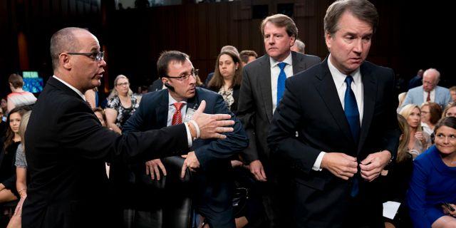 Trumps domare kunde ingenting drar tillbaka kandidatur