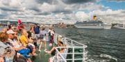 Båt på väg mot Oslofjorden. Arkivbild. Varfjell, Fredrik / TT NYHETSBYRÅN