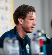 Gustav Svensson. MICHAEL ERICHSEN / BILDBYRÅN
