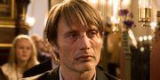 Mads Mikkelsen i filmen The Hunt. TT