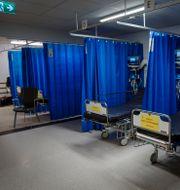 Akutmottagningen på Danderyds sjukhus. Simon Rehnström/SvD/TT / TT NYHETSBYRÅN
