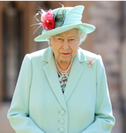 Drottning Elizabeth och Harvey Weinstein TT