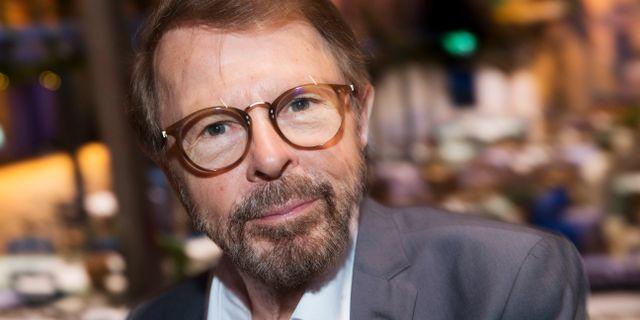 Björn Ulvaeus.  Bendiksby, Terje / TT NYHETSBYRÅN