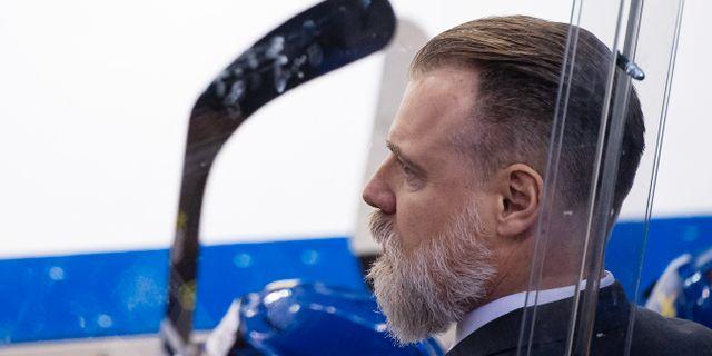 Rikard Grönborg. JOEL MARKLUND / BILDBYRÅN