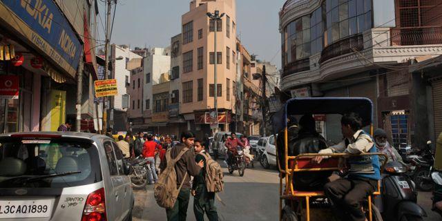 New Delhi/arkivbild.  Manish Swarup / SCANPIX