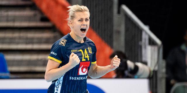 Nathalie Hagman LUDVIG THUNMAN / BILDBYRÅN