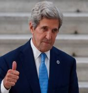 John Kerry. Salvatore Laporta / TT NYHETSBYRÅN