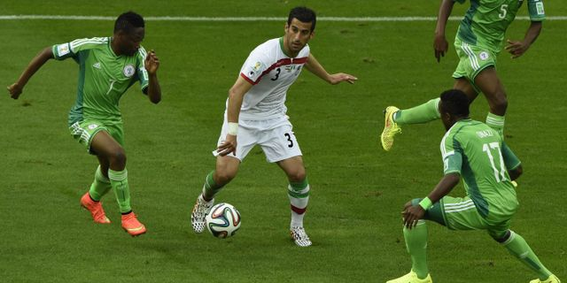 match gör Nigeria