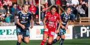 Match mellan Piteå och Linköping i damallsvenskan i september.  Ola Norén/TT / TT NYHETSBYRÅN