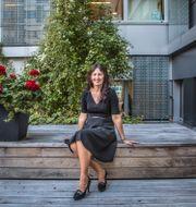Biljana Pehrsson, vd för Kungsleden Bezav Mahmod / SvD / TT / TT NYHETSBYRÅN