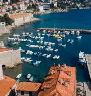 Dubrovnik. Darko Bandic / TT NYHETSBYRÅN