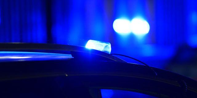 Illustrationsbild på polissirener. Stina Stjernkvist/TT / TT NYHETSBYRÅN
