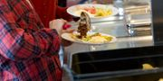Skolmaten i Malmö har fått föräldrar att se rött.  FREDRIK SANDBERG / TT / TT NYHETSBYRÅN