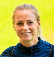 Amanda Ilestedt.  LUDVIG THUNMAN / BILDBYRÅN