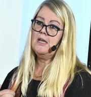 Annika Wallenskog, chefsekonom på Sveriges Kommuner och Regioner .  Claudio Bresciani/TT / TT NYHETSBYRÅN