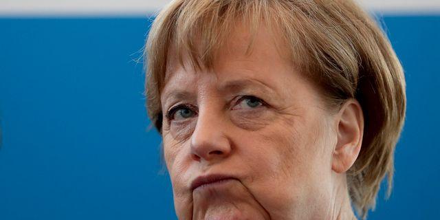 Förbundskansler Angela Merkel. Michael Sohn / TT NYHETSBYRÅN/ NTB Scanpix