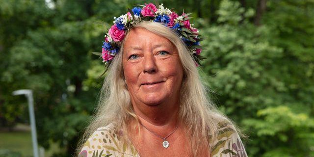 Ingrid Wall. Mattias Ahlm/Sveriges Radio
