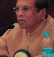 Maithripala Sirisena. Rishabh R. Jain / TT NYHETSBYRÅN/ NTB Scanpix