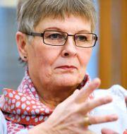 Maud Olofsson.  Leif R Jansson / TT / TT NYHETSBYRÅN