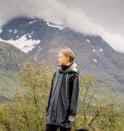 Thunberg. Arkivbild Carl-Johan Utsi / TT / TT NYHETSBYRÅN