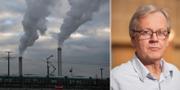 Staffan Laestadius, professor emeritus i industriell ekonomi på KTH.  TT och KTH.