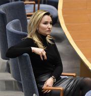 Arkivbild: Ebba Busch i riksdagen Jessica Gow/TT / TT NYHETSBYRÅN