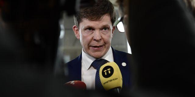Andreas Norlén, arkivbild. Stina Stjernkvist/TT / TT NYHETSBYRÅN