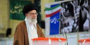 Ayatolla Khamenei.  HO / IRANIAN SUPREME LEADER'S WEBSITE