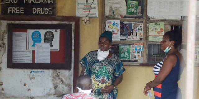Ett första fall har under dagen rapporterats från Nigeria. Sunday Alamba / TT NYHETSBYRÅN