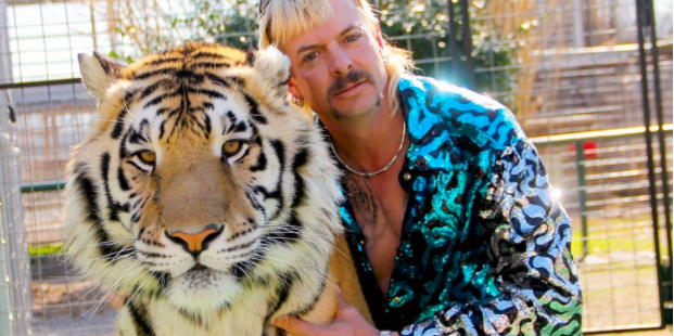 "Joseph ""Joe Exotic"" Maldonado-Passage. Netflix"