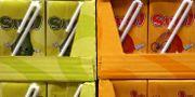 Illustrationsbild. Fruktdryck med sugrör av plast.  Maja Suslin / TT / TT NYHETSBYRÅN