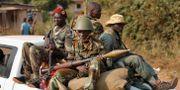 Rebeller från Seleka-gruppen, arkivbild. Jerome Delay / TT NYHETSBYRÅN/ NTB Scanpix