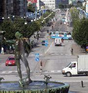 Avenyn i Göteborg. Fredrik Sandberg / TT / TT NYHETSBYRÅN