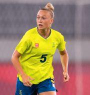 Hanna Bennison. DANIEL STILLER / BILDBYRÅN