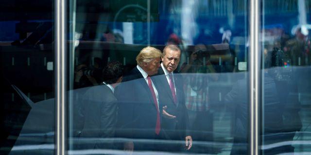Arkivbild.  BRENDAN SMIALOWSKI / AFP